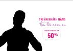 Tri ân khách hàng - Vạn lời cảm ơn - ưu đãi 50% - BenhVienNgocPhu.Com