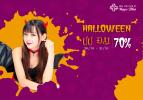 Làm đẹp mùa lễ hội Halloween ưu đãi 70% - BenhVienNgocPhu.Com