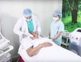 Nghệ sỹ Bình Minh sử dụng Hifu Ultraformer tại Bệnh viện thẩm mỹ Ngọc Phú - BenhVienNgocPhu.Com