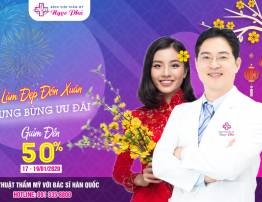 Thẩm mỹ với Bác sĩ Hàn Quốc giảm đến 50% - BenhVienNgocPhu.Com