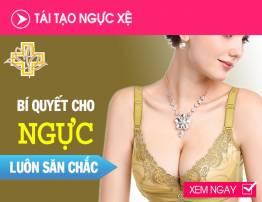 Tái tạo ngực sa trễ - giải pháp cho vòng ngực luôn săn chắc - BenhVienNgocPhu.Com
