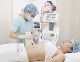 Công nghệ giảm béo không phẫu thuật Liposonix - BenhVienNgocPhu.Com