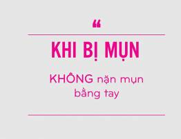 NHỮNG LƯU Ý KHI DA MẶT BỊ MỤN TẤN CÔNG - BenhVienNgocPhu.Com