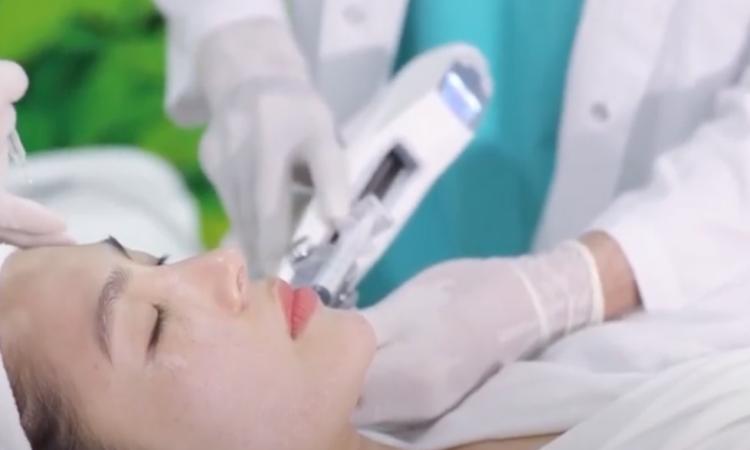 Liệu trình Mesotherapy trẻ hóa căng bóng da